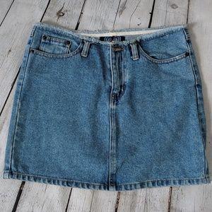 🧁5/$25 Angels Denim Skirt, 7
